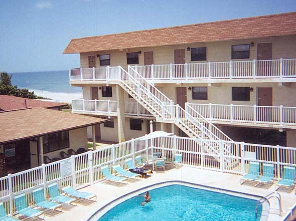 Melbourne Florida Condotel - Atlantic Ocean Beachfront