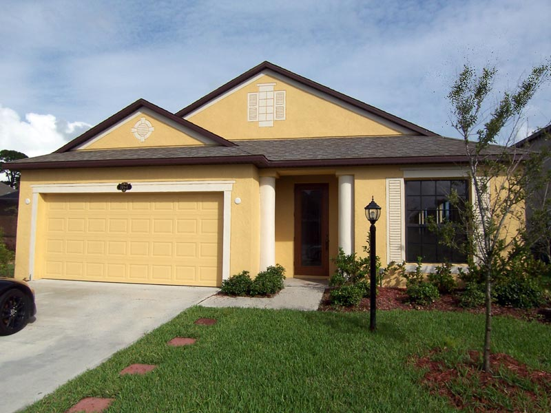 New Rockledge Home